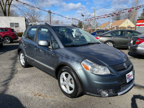 2008 Suzuki SX4 Crossover for sale at Car Complex in Linden NJ