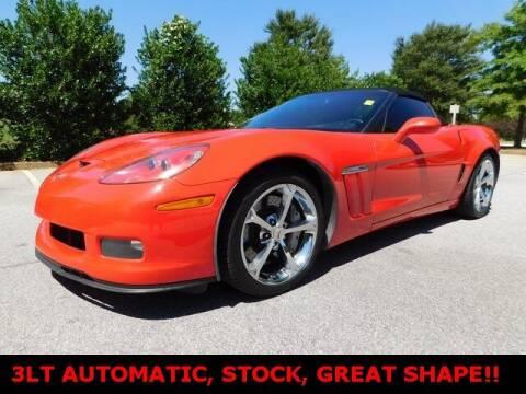 2011 Chevrolet Corvette for sale at West Georgia Auto Brokers in Douglasville GA