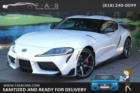 2021 Toyota GR Supra for sale at Best Car Buy in Glendale CA