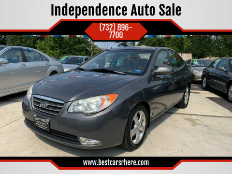 2009 Hyundai Elantra for sale at Independence Auto Sale in Bordentown NJ
