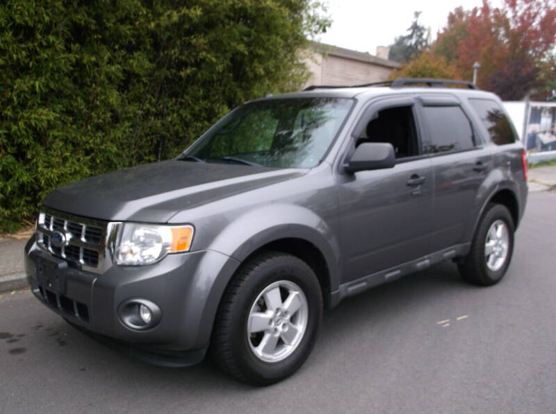 2010 Ford Escape for sale at Eastside Motor Company in Kirkland WA