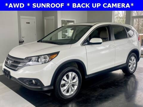 2014 Honda CR-V for sale at Ron's Automotive in Manchester MD