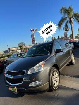 2011 Chevrolet Traverse for sale at CARSTER in Huntington Beach CA