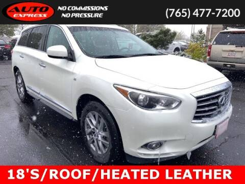 2015 Infiniti QX60 for sale at Auto Express in Lafayette IN