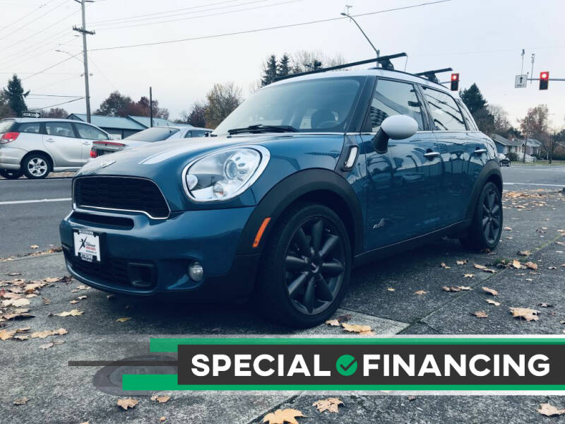 2011 MINI Cooper Countryman for sale at Salem Auto Market in Salem OR