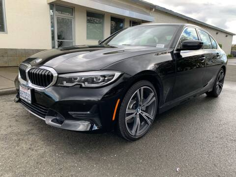 2021 BMW 3 Series for sale at 707 Motors in Fairfield CA