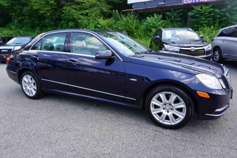 2012 Mercedes-Benz E-Class for sale at Bloom Auto in Ledgewood NJ