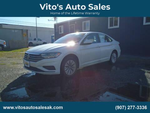 2019 Volkswagen Jetta for sale at Vito's Auto Sales in Anchorage AK