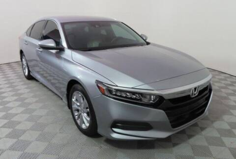 2019 Honda Accord for sale at Autos by Jeff Scottsdale in Scottsdale AZ