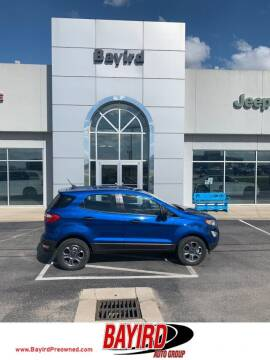 2020 Ford EcoSport for sale at Bayird Truck Center in Paragould AR