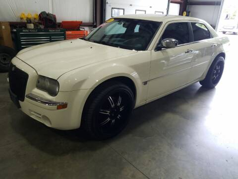 2006 Chrysler 300 for sale at Hometown Automotive Service & Sales in Holliston MA