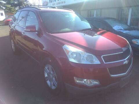 2011 Chevrolet Traverse for sale at Wilson Investments LLC in Ewing NJ