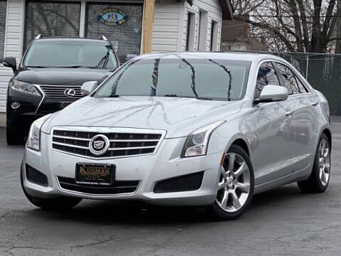 2013 Cadillac ATS for sale at Kugman Motors in Saint Louis MO