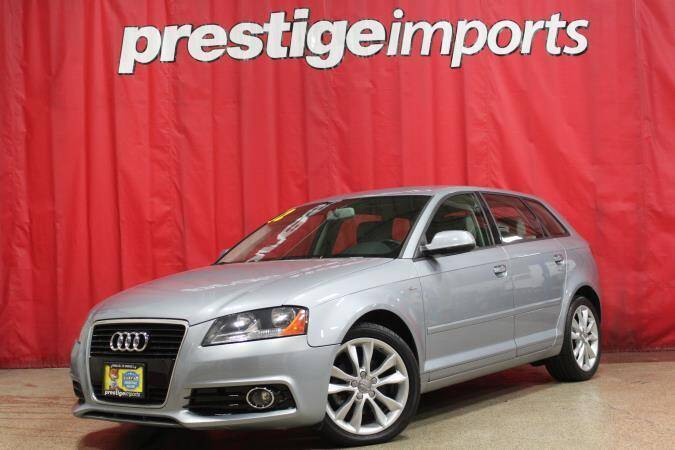 2012 Audi A3 for sale at Prestige Imports in St Charles IL