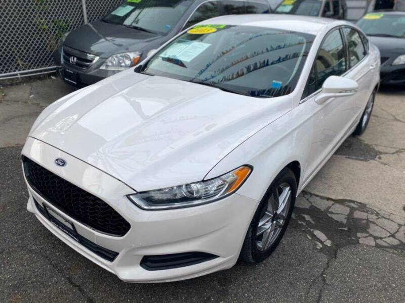 2013 Ford Fusion for sale at Middle Village Motors in Middle Village NY