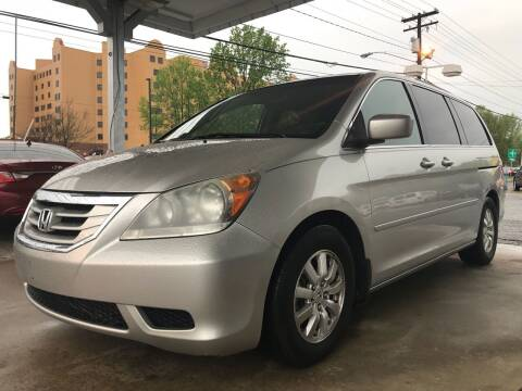 2008 Honda Odyssey for sale at Auto Smart Charlotte in Charlotte NC