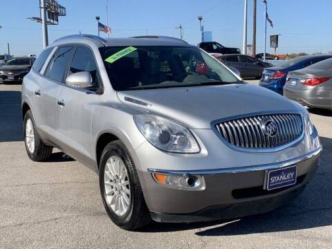 2012 Buick Enclave for sale at Stanley Automotive Finance Enterprise - STANLEY DIRECT AUTO in Mesquite TX