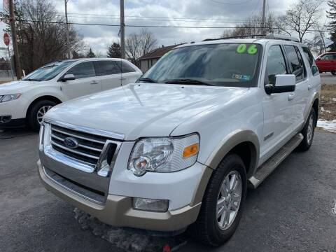 2006 Ford Explorer for sale at GMG AUTO SALES in Scranton PA