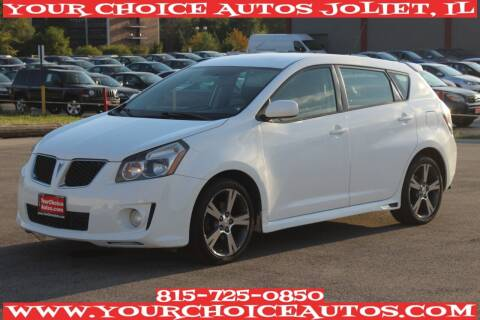 2009 Pontiac Vibe for sale at Your Choice Autos - Joliet in Joliet IL