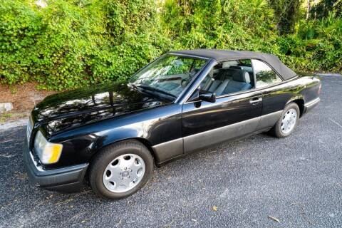 1995 Mercedes-Benz E-Class for sale at American Classic Car Sales in Sarasota FL