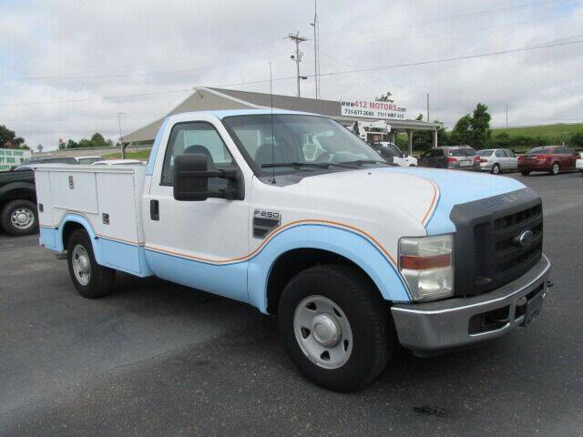 2010 Ford F-250 Super Duty for sale at 412 Motors in Friendship TN