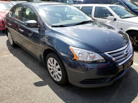 2013 Nissan Sentra for sale at CARZLOT in Portsmouth VA