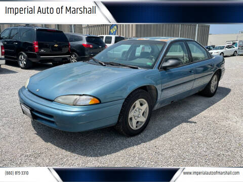 1995 Dodge Intrepid for sale at Imperial Auto, LLC in Marshall MO