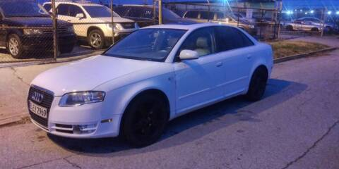 2008 Audi A4 for sale at Eddies Auto Sales in Jeffersonville IN