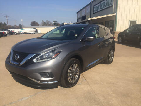 2018 Nissan Murano for sale at Custom Auto Sales - AUTOS in Longview TX