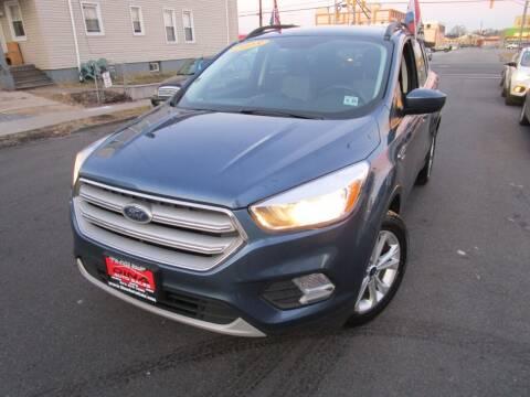 2018 Ford Escape for sale at Dina Auto Sales in Paterson NJ