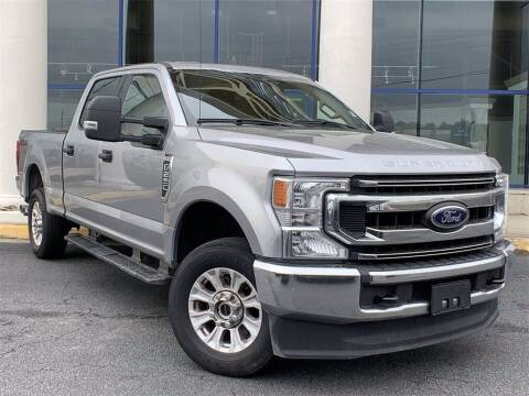 2020 Ford F-250 Super Duty for sale at Capital Cadillac of Atlanta in Smyrna GA