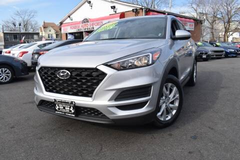 2020 Hyundai Tucson for sale at Foreign Auto Imports in Irvington NJ