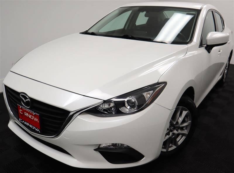 2016 Mazda MAZDA3 for sale at CarNova in Stafford VA