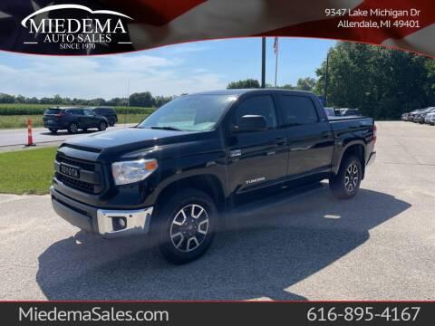 2016 Toyota Tundra for sale at Miedema Auto Sales in Allendale MI