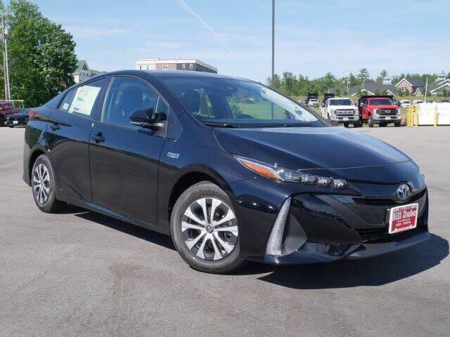 2021 Toyota Prius Prime for sale in Dover, NH