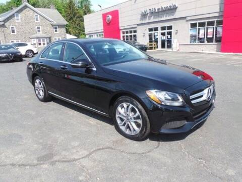 2018 Mercedes-Benz C-Class for sale at Jeff D'Ambrosio Auto Group in Downingtown PA