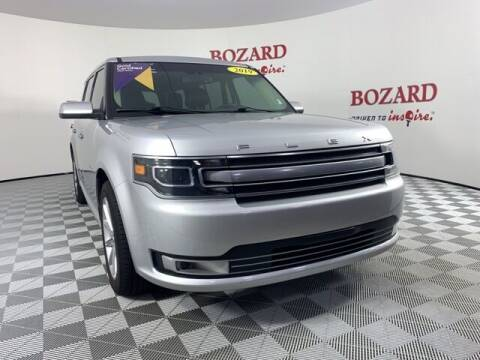2019 Ford Flex for sale at BOZARD FORD in Saint Augustine FL