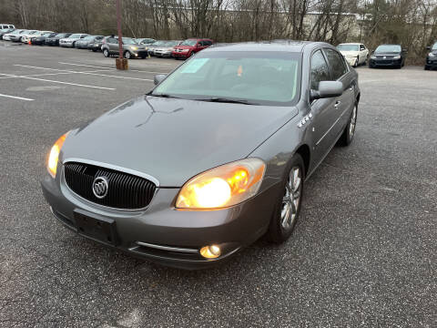2007 Buick Lucerne for sale at Certified Motors LLC in Mableton GA