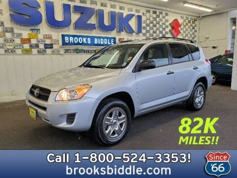 2009 Toyota RAV4 for sale at BROOKS BIDDLE AUTOMOTIVE in Bothell WA
