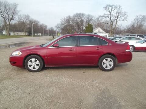 2007 Chevrolet Impala for sale at BRETT SPAULDING SALES in Onawa IA