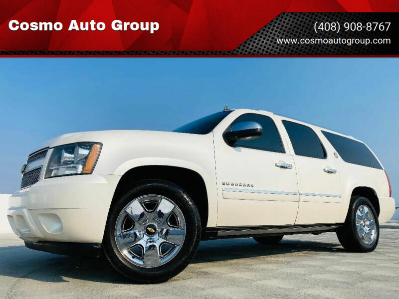 2010 Chevrolet Suburban for sale at Cosmo Auto Group in San Jose CA