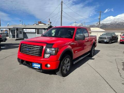 2012 Ford F-150 for sale at Orem Auto Outlet in Orem UT