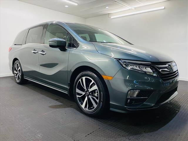 2018 Honda Odyssey for sale at Champagne Motor Car Company in Willimantic CT