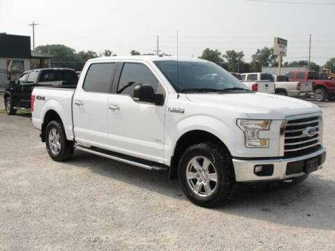 2016 Ford F-150 for sale at Frieling Auto Sales in Manhattan KS