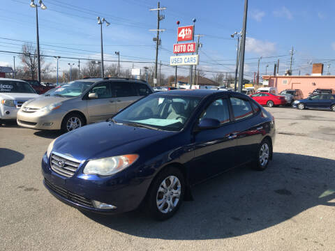 2009 Hyundai Elantra for sale at 4th Street Auto in Louisville KY