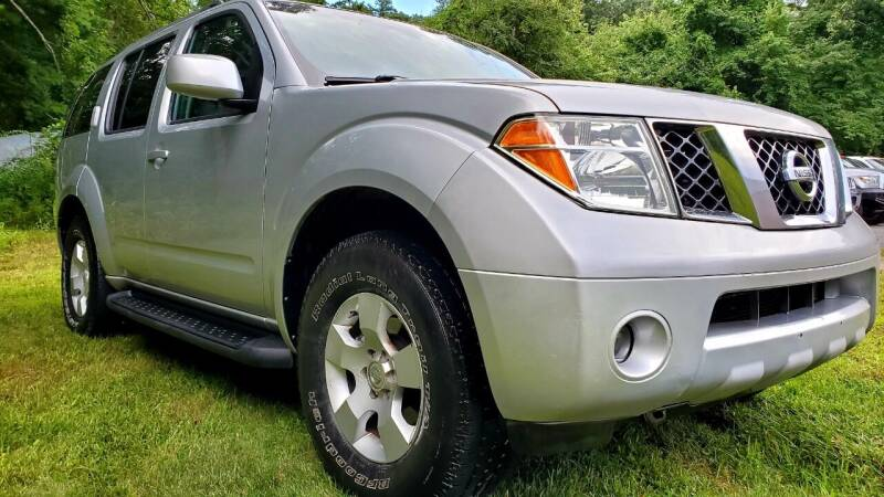 2005 Nissan Pathfinder SE 4WD 4dr SUV - Acton MA