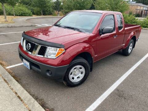 2008 Nissan Frontier for sale at Washington Auto Loan House in Seattle WA
