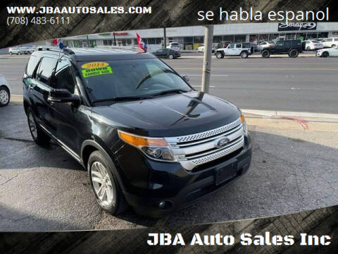 2014 Ford Explorer for sale at JBA Auto Sales Inc in Stone Park IL