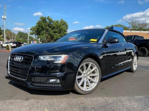 2015 Audi A5 for sale at iDeal Auto in Raleigh NC