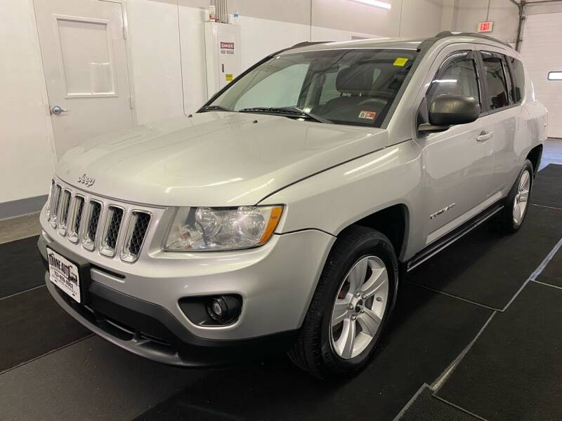 2011 Jeep Compass for sale at TOWNE AUTO BROKERS in Virginia Beach VA